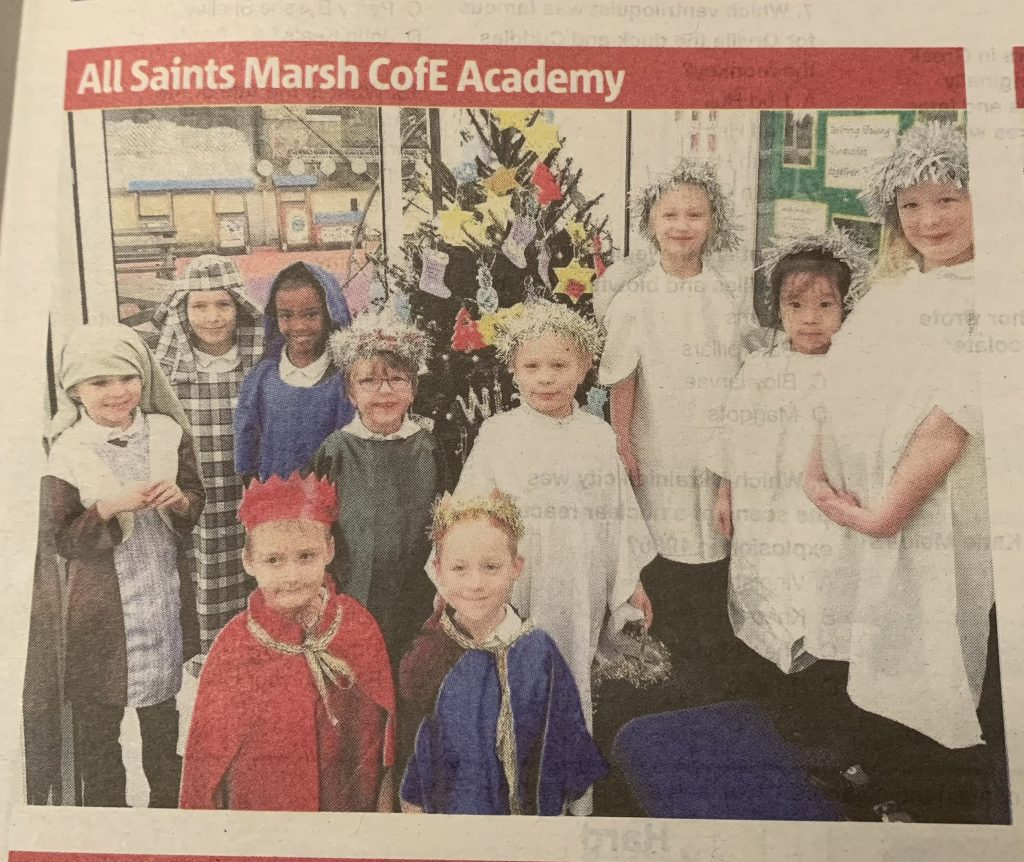All Saints Marsh Christmas Nativity